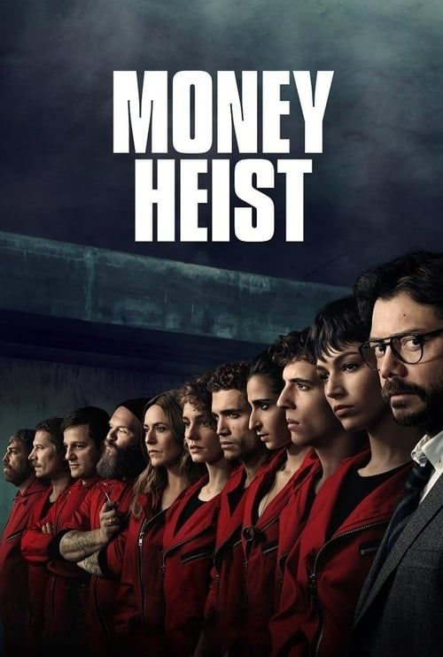 Money Heist: Available seasons 4