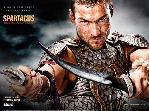 Spartacus : Available seasons 4