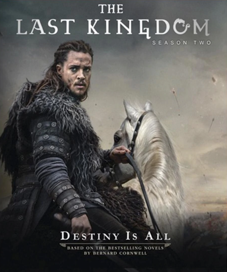 The Last Kingdom: Available 4 seasons