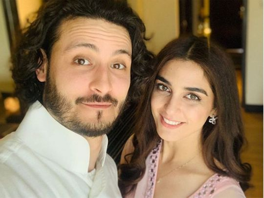Maya Ali and Usman Khalid Butt | Revealed Their Relationship