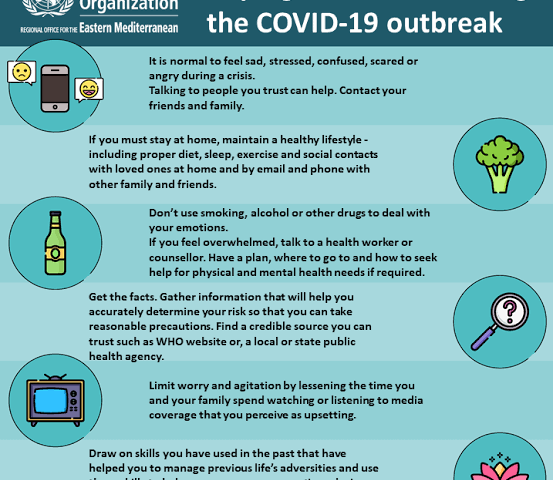 Coronavirus symptoms to understand what you do when you feel sick