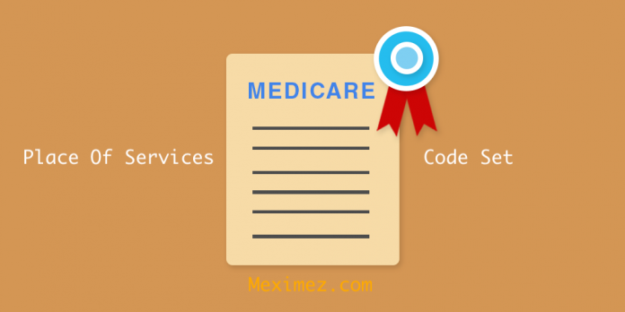 Place of Service Code Set For Medical Providers