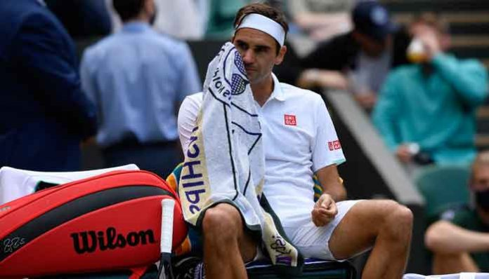 Federer's dream of ninth Wimbledon title in tatters after Hurkacz mauling