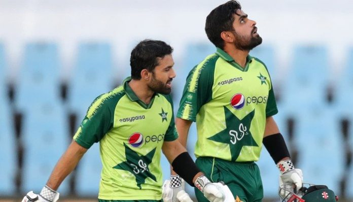 Mohammad Rizwan makes it to top 10, Babar Azam retains second spot in T20I rankings