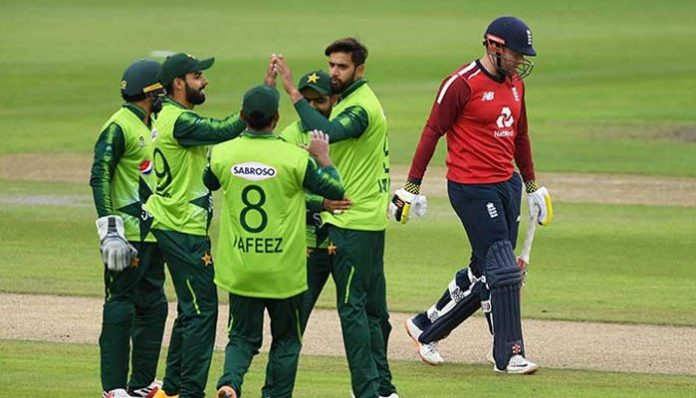 Pak vs Eng: England edge Pakistan by three wickets in 3rd T20 for 2-1 series win