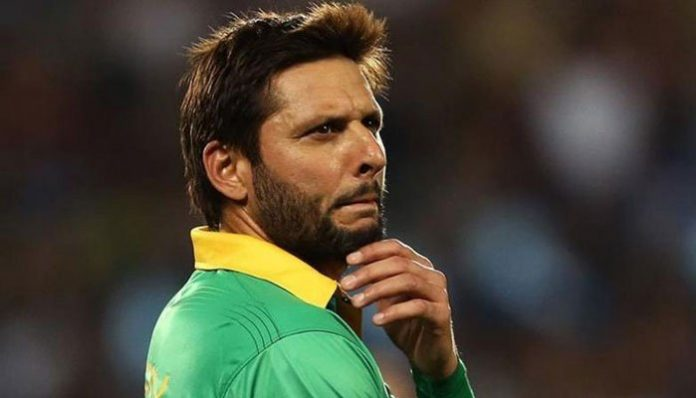 Shahid Afridi 'really impressed' by Shahnawaz Dahani's younger brother in nets