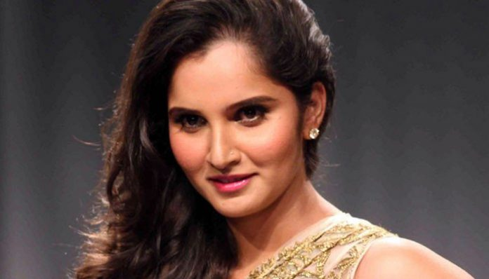 With 'good hair and make up' Sania Mirza looks gorgeous in latest selfie